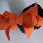 Paper Crafts – Paper Lotus – Papercraft Flower