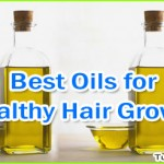 Best Oils for Healthy Hair | Best Oils for Hair Growth | Natural Hair Oils