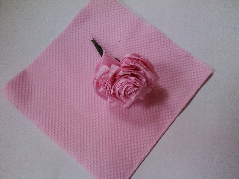 Paper crafts paper rose papercraft flower tissue paper flower paper crafts flower 2 t mightylinksfo