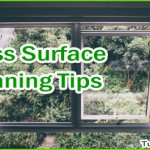 How to Clean Window Glass, Mirror, Showcase Glass and Photo Frame
