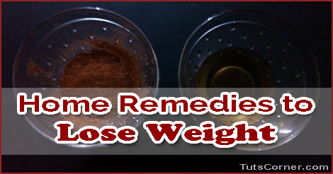 home-remedy-to-lose-weight