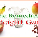 Home Remedies for Weight Gain, Gain Weight Fast Naturally