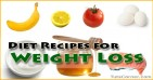 Best Healthy Diet Recipes for Weight Loss, Foods to Eat
