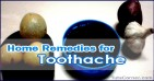 How to Cure Toothache – Toothache Homemade Remedies