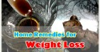 How to Lose Weight at Home Naturally with Home Remedies