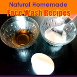How to Make Natural Homemade Face Washes