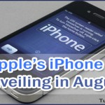 Apple's iPhone 6 Set for Unveiling in August, So Earlier
