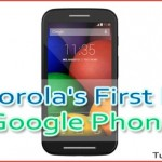 Google phone looks to be a low-end wonder-Motorola's post