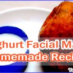 Yoghurt Facial Mask Homemade Recipe