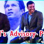 Sachin, Ganguly and VVS Laxman in advisory committee – BCCI