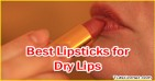 Best Moisturizing Lipsticks for Dry Lips