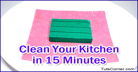 clean-your-kitchen-in-15-minutes