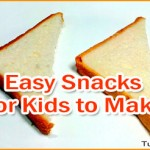 Easy Snacks for Kids to Make Without Cooking