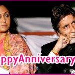 Amitabh Bachchan, Jaya – celebrated 42nd Wedding Anniversary