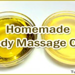 Homemade Body Massage Oils for Glowing Skin
