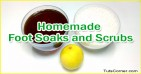 Top 10 Homemade Foot Soaks and Foot Scrubs