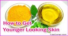 Ayurvedic Beauty Secrets to Get Younger Looking Skin