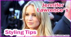 How to Use Jennifer Lawrence's Styling Tips in Your Life