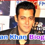 Biography of Salman Khan