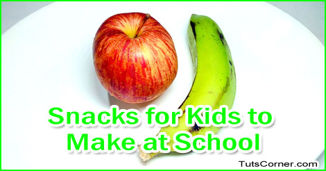 snacks-for-kids-to-make-at-school