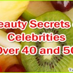 Beauty Secrets of Celebrities Over 40 and 50