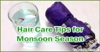 Tips to Reduce and Prevent Hair Fall in Monsoon Season