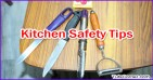 Safety Tips for Cooking in the Kitchen
