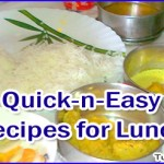 Best Quick-n-Easy Recipes for Lunch