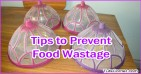 Kitchen Tips to Prevent Food Waste