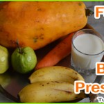 Healthy Food List for High Blood Pressure