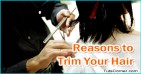 Five Reasons Why You Must Trim Your Hair