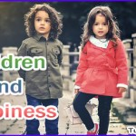 Are Children and Happiness Correlated?