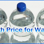 50 Years Down the Line, Will We Pay a High Price for Water?