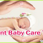 Top 5 Tips for an Infant Baby Care