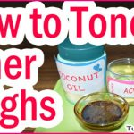 How to Tone Your Inner Thighs Fast at Home