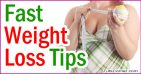 Top 10 Tips to Lose Weight Fast