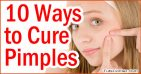 Top 10 Home Remedies for Pimple Removal