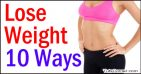 Grandma's Tips To Lose Weight at Home