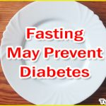 Fasting May Prevent Obesity Related Insulin Resistance