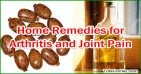 Top 10 Home Remedies for Arthritis and Joint Pain