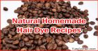 Top 10 Natural Homemade Hair Dye Recipes